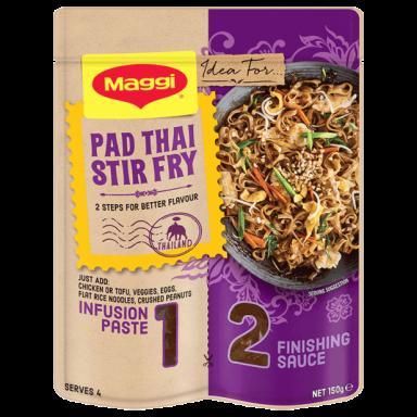 Pad Thai Stir Fry Front of Pack