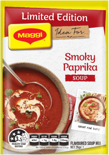 Smoky Paprika Front of Pack